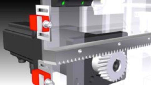 Verifiche Cinematiche Meccanica design 2d-3d